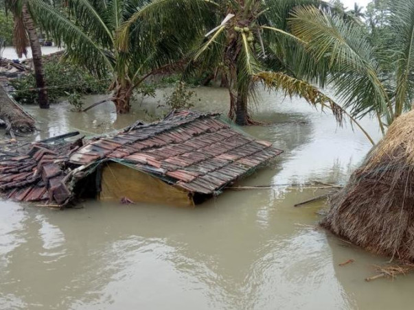 Cyclone Yaas Relief Funds