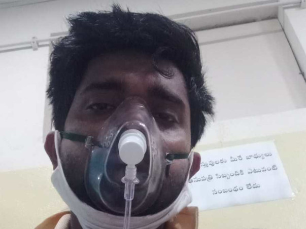 Support Rajaram Sir Recover From Corona Severe Lung Infection