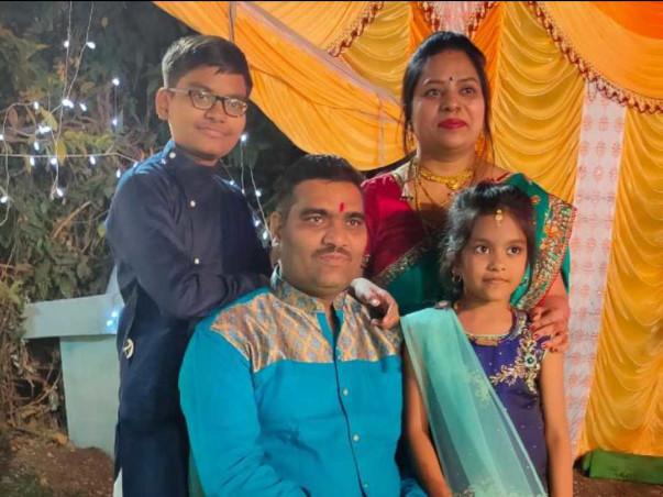 Support Ajay Tehare's Children