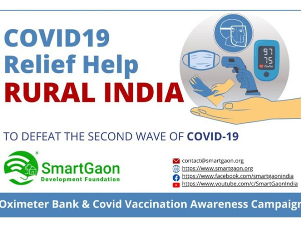 COVID19 Relief Help for Villages of India