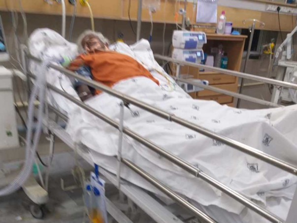 Support S Petchiammal Recover From Brain Hemorrhage