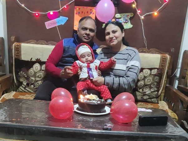 Fund to support Late Randhir Singh wife Dimple Panwar and kids.