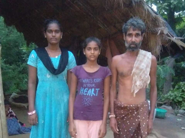 Help laxman for shelter and health