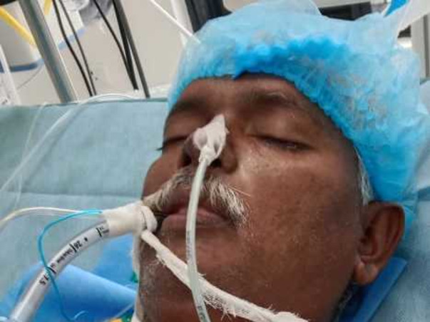 Support My Father To Recover From Covid 19