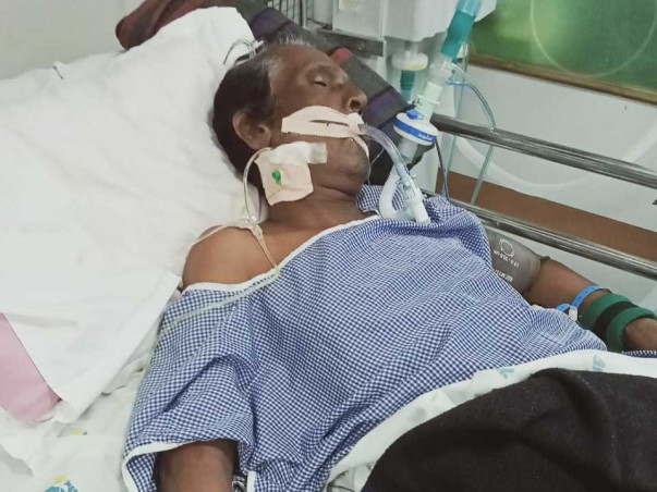 Support Arup Kumar Majhi Recover From Multiple Organ Failure