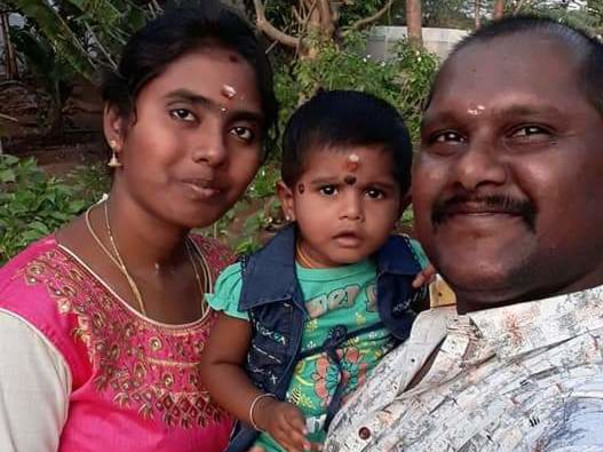 Help Anbarasan's Family