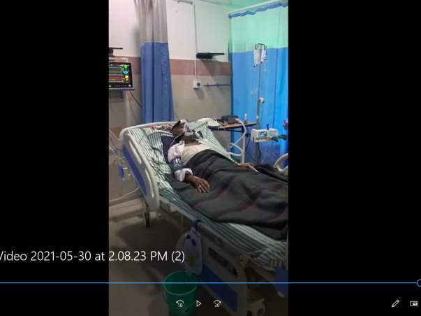 Help Hajipur Fight Covid
