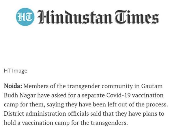 DRIVE ONE 2021 LOVE KIT ⚧ #AssistUnasked Support Noida Transgenders