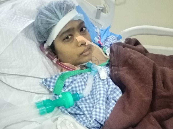 Support My Friend To Recover From  Lung Disease