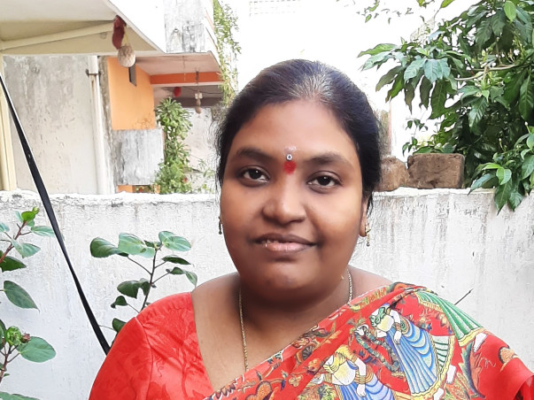 Help Kavitha To Fight Covid-19
