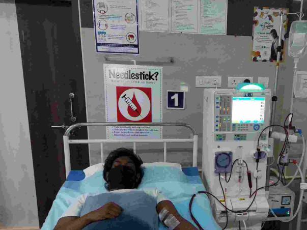 Please do help and support 🙏 Urgent kidney transplantation