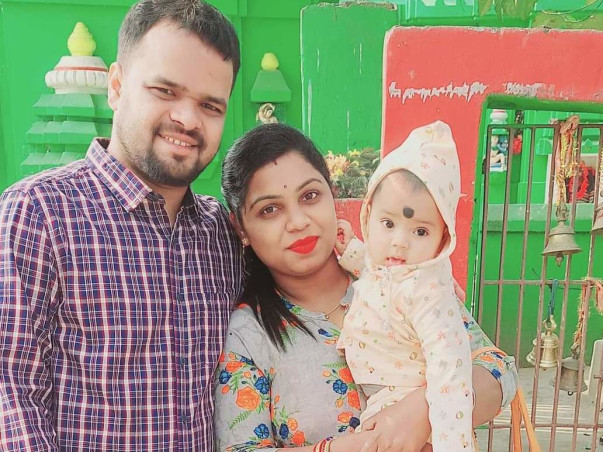 Donate for Priyabrat Pandit's family
