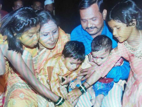 Help raise funds to support Eknath's family whom we lost to COVID-19