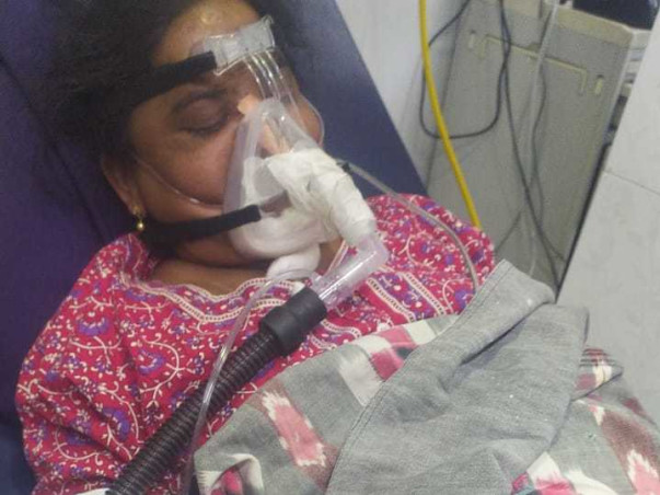 Please Help & Save My Mother