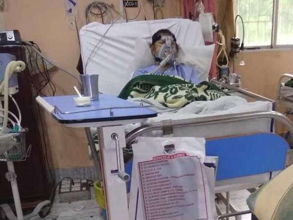 Help Javed Anwar Survive, Recover From Covid-19