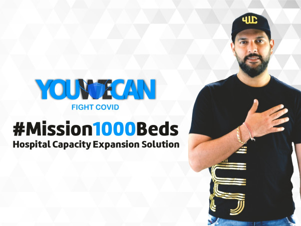Mission1000 Beds: Help YouWeCan Foundation Ramp Up Hospital Capacity