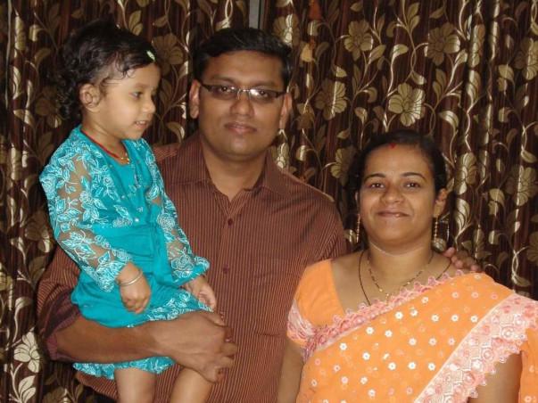 Support  Late Sh. Yogesh Kumar Prajapati Family