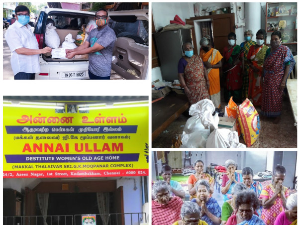 Join Hands With Chennai Feeding Hearts To Support India Covid Relief