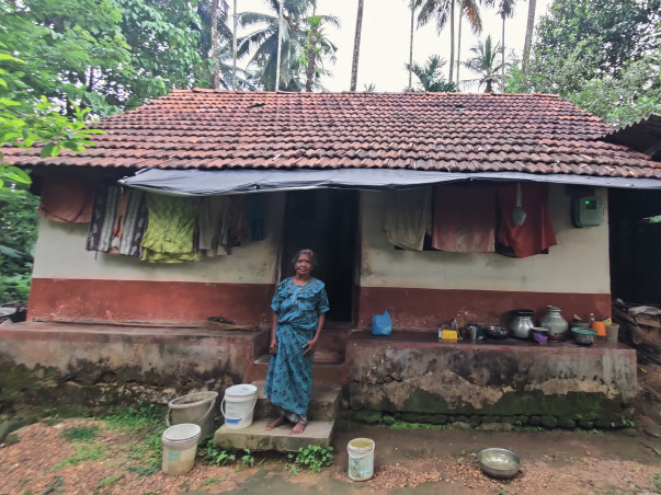 Help 67 Year Old Kalyani To Renovate Her House