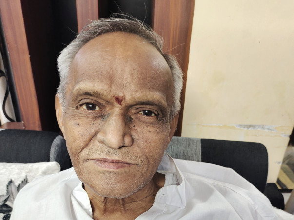 Help Venkateswaralu To Fight Against Cirrohosis Fatty Liver