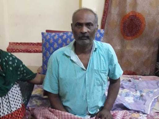 Help Ramnath Roy recover from a brain stroke