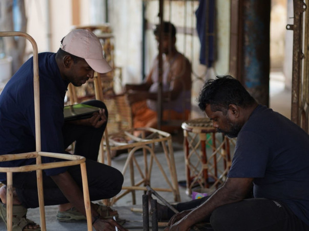 Help Bala To Raise Fund For His Design Masters In London