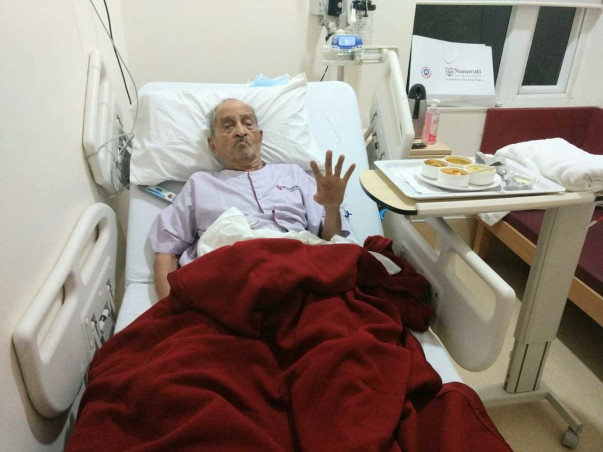 Help For Brain Surgery Expense Of Narayan Parelkar
