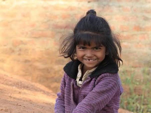 Help Us Donate sanitary pads and food to the needy kids.