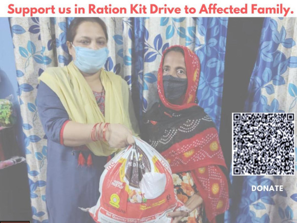 Support Everyone Is Important Trust's COVID Response Campaign in Patna