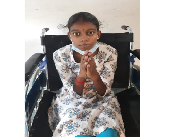 Support Yuvedha Recover From Hole in Heart