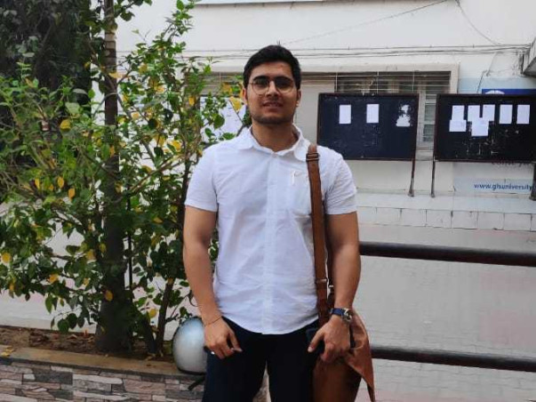 Help Lokesh Become Next Info Justice Fellow At American University.