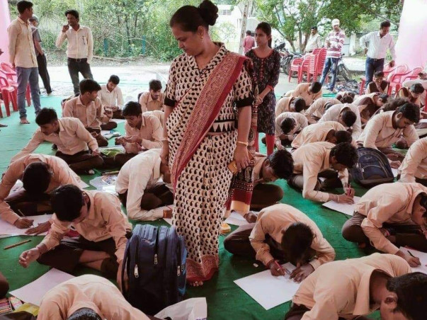 Support Anand Service Society To Provide Education to Poor Disabled Ch