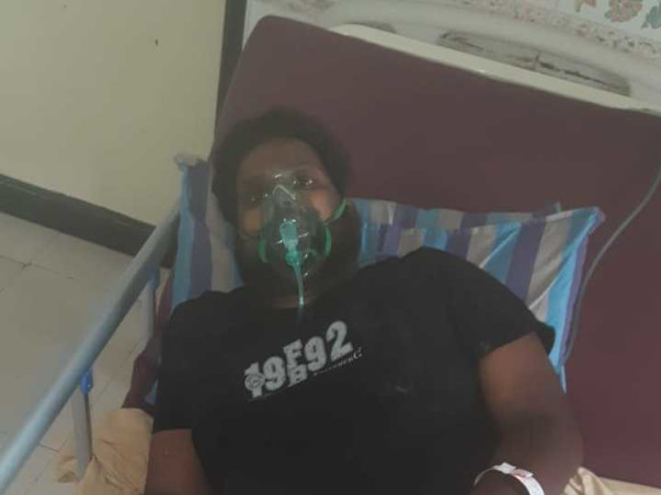 Help M. Prakash From Post Covid Critical Condition