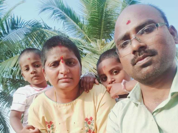 Help Rajasekhar's Family to recover from Rajasekhar's death