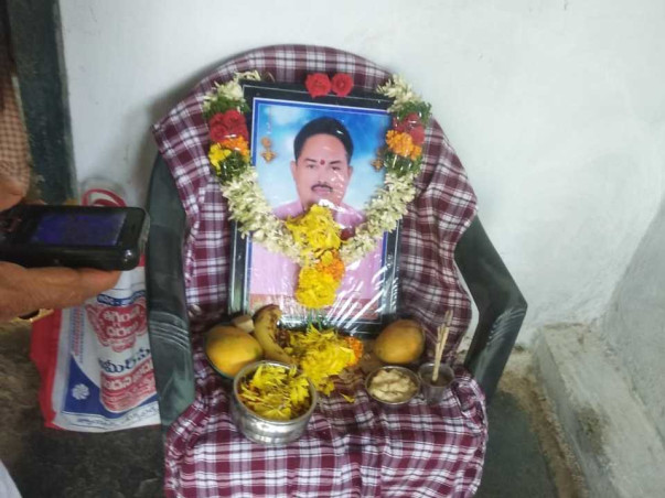 Help Shekar's Family Survive In His Absence