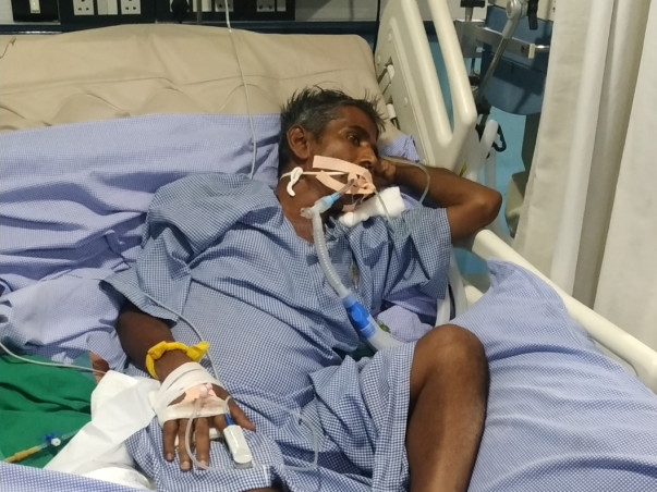 Support Mohan M Recover From Covid-19 Positive