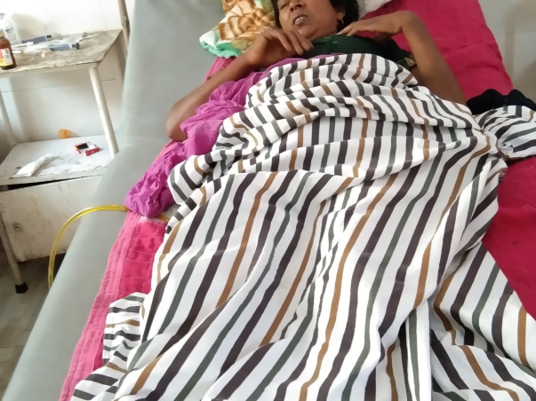 Help my mother fight jaundice and severe liver problems