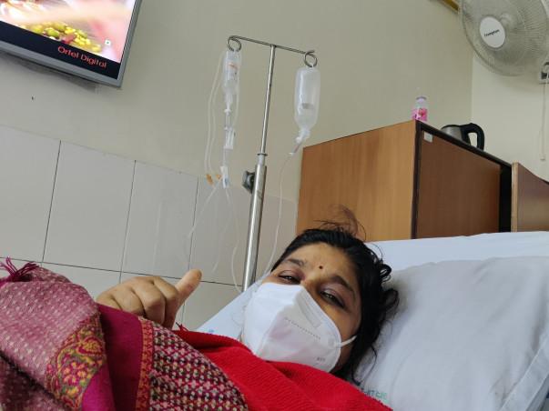Help Pratima To Fight Liver Transplant