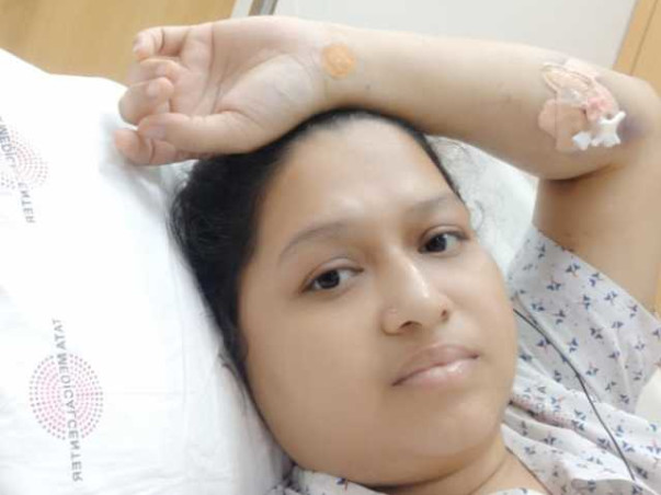 36 Years old Paranati Dey needs your help fight Acute Lymphoblastic Leukemia