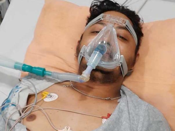 Help Abhishek Fight Covid