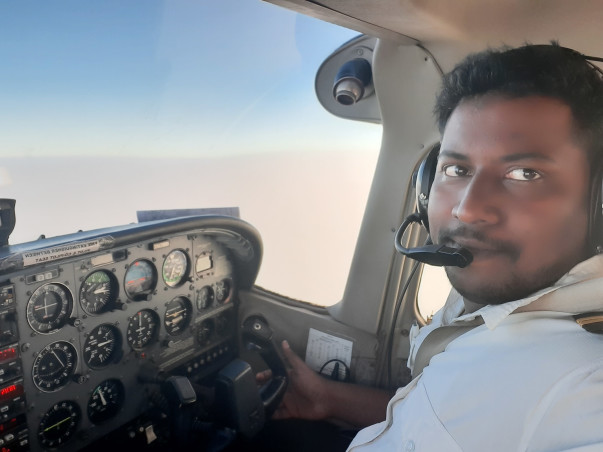 Support Me To Become A Pilot