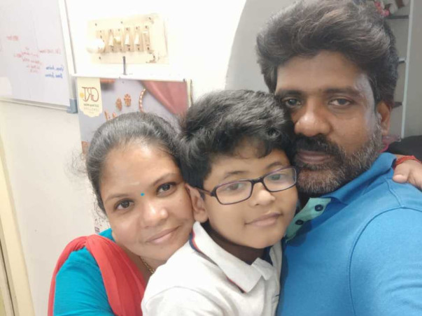Let's Come Together To Help Shanmugananthan's Family