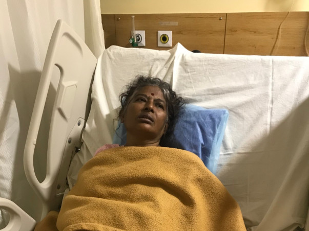 Support Jayanthi To Recover From  Black Fungus & Brain Stroke