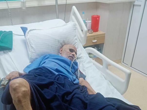 Help Mr. Aziz Shaikh fight Mucormycosis and Covid-19 Pneumonia