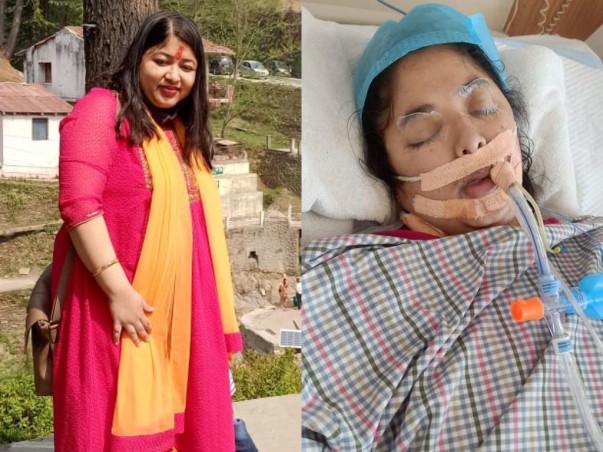 Help Ritu for Urgent VENTILATOR SUPPORT EXTENSION/ECMO