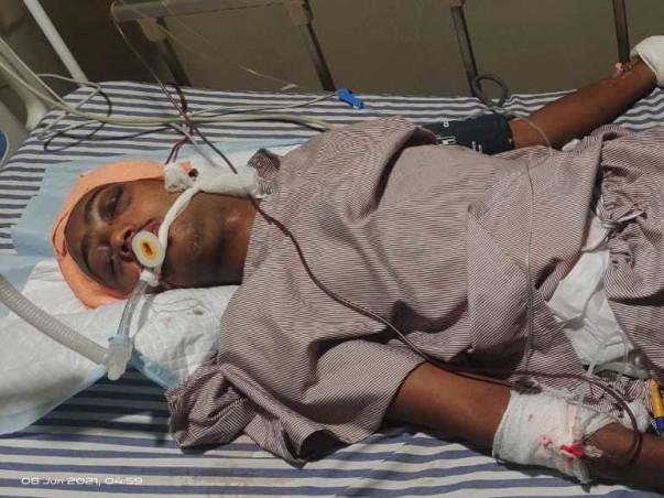 Help Mahesh Recover From Brain Injury