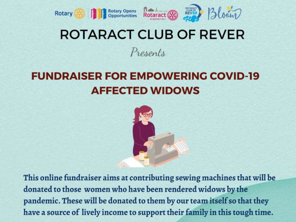 Fundraiser for Empowering Widows