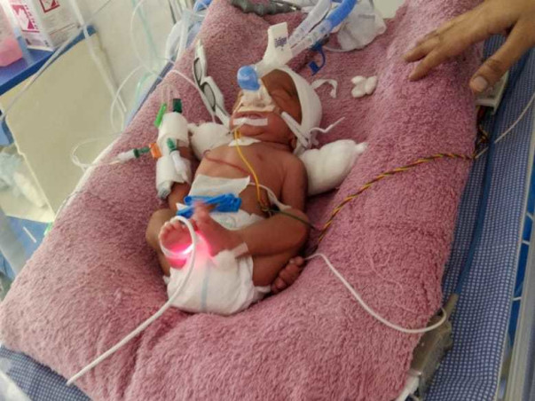 My Nephew Is Fighting For His Life, We Need Your Support To Save Him