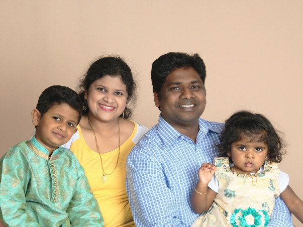 Support For Anand Vara Family