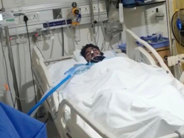 Support Muneeb Akhtar Recover From A Near-fatal Accident